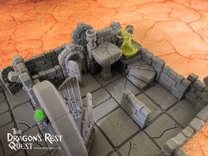 The Dragon's Rest Quest - Dungeon