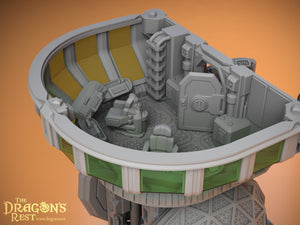 Outpost: Origins - Control Tower