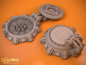 Outpost: Origins - Missile Silo