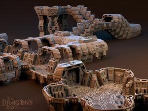 Outpost: Origins - Corridors Military