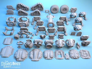 Outpost: Origins - Vehicle Kit