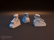 Sci-Fi Scatter - Lab Items