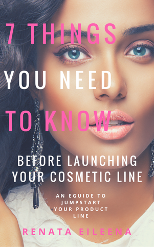 7 Things you need to know before launching your cosmetic Line