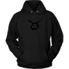 Image of Taurus Zodiac Hoodie - Men - Lion Heart Living