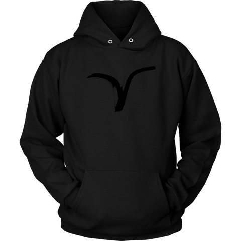 Aries Zodiac Hoodie - Men - Lion Heart Living