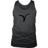 Image of Aries Zodiac Tank - Mens - Lion Heart Living