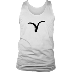 Aries Zodiac Tank - Mens - Lion Heart Living