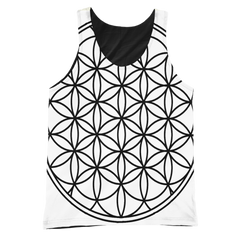 Flower of Life - Sacred Geometry - Lion Heart Living