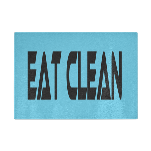 Eat Clean Cutting Board - Lion Heart Living