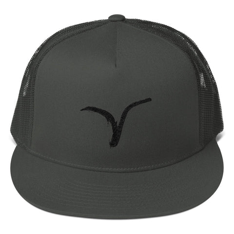 Aries Zodiac - Mesh Snapback - Men - Lion Heart Living