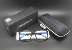 Anti-Blue Light Glasses - Clear - Wide Eye - Lion Heart Living