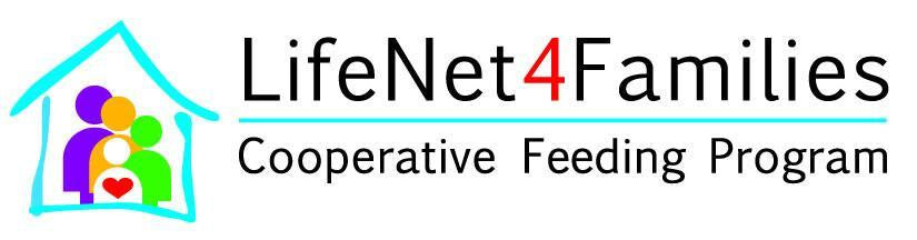 LifeNet4Families | Cooperative Feeding Program logo