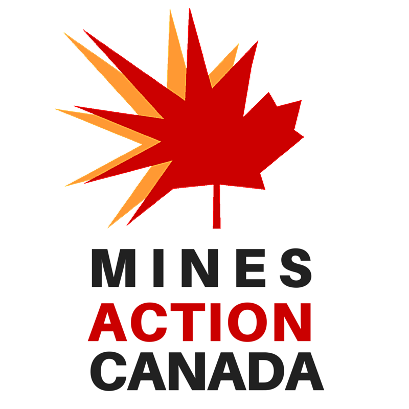Mines Action Canada logo