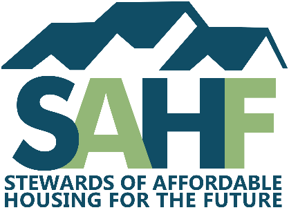 Stewards of Affordable Housing for the Future logo