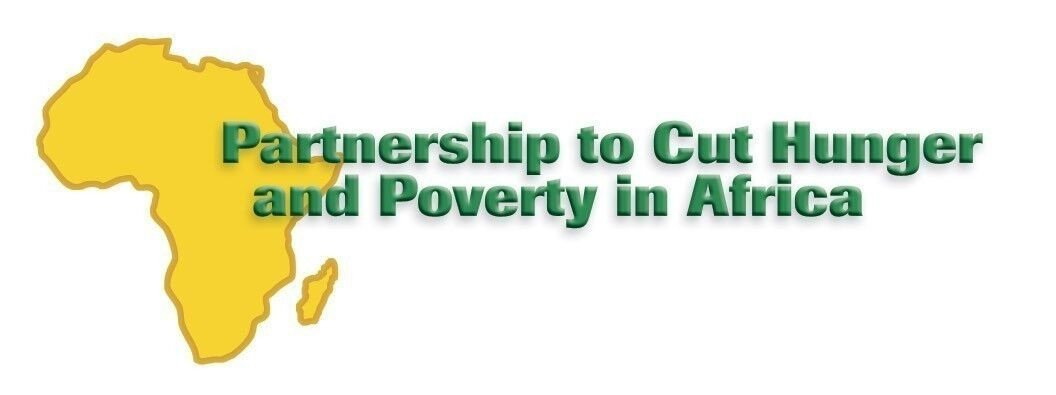 The Partnership to Cut Hunger and Poverty in Africa logo