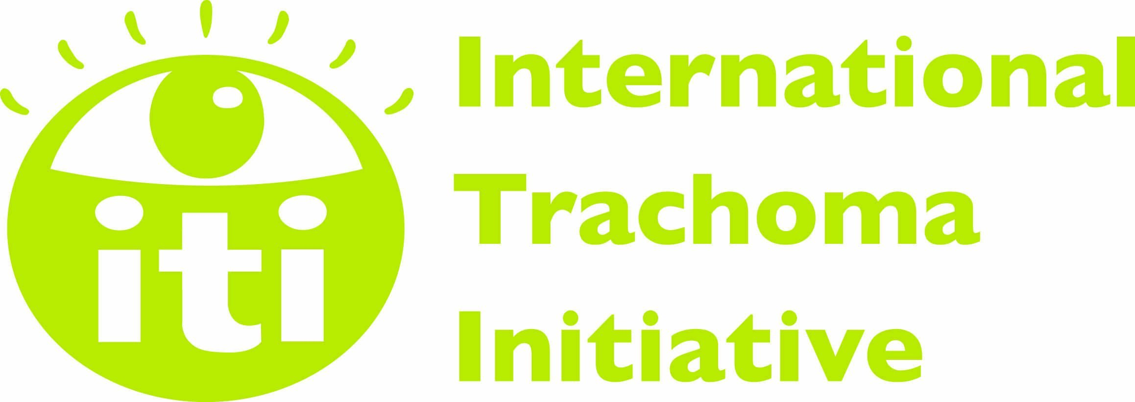 International Trachoma Initiative logo