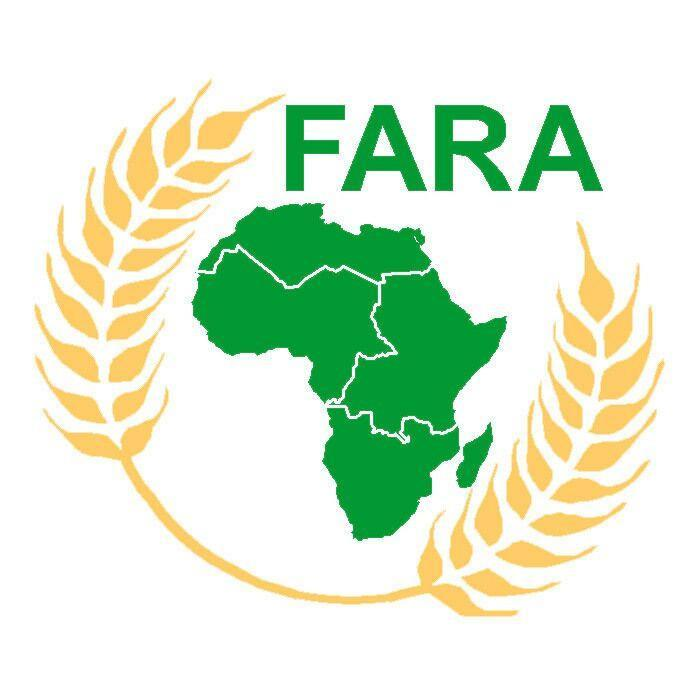 Forum for Agricultural Research in Africa logo