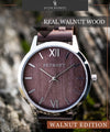 Walnut Edition-Oliver Redmont Timepieces