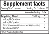 InForm-Supplement Facts