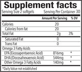 Omega3 TG Pure-Cut Blood Fat Content