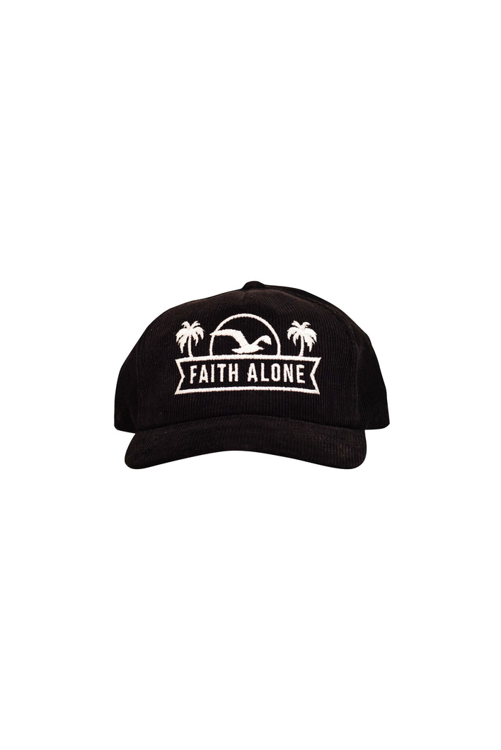 Faith Alone Paradise Snapback