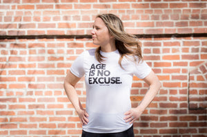 No Excuses Tee