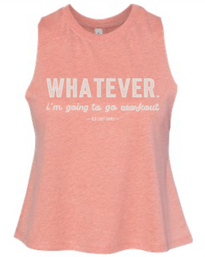 Whatever Crop Tank