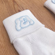 Kinder Appliqué Motif Socks | Millie and John