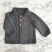 Millie and John Bespoke Bespoke Dark Grey Jacket | Millie and John