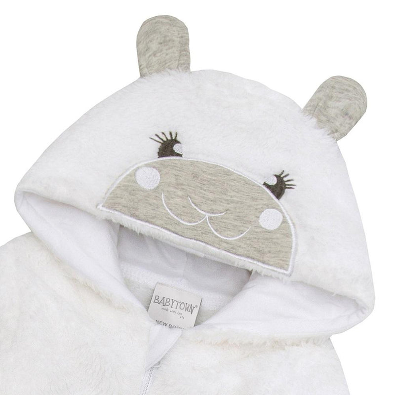 Baby Town Lamb Snuggle Onesie | Millie and John