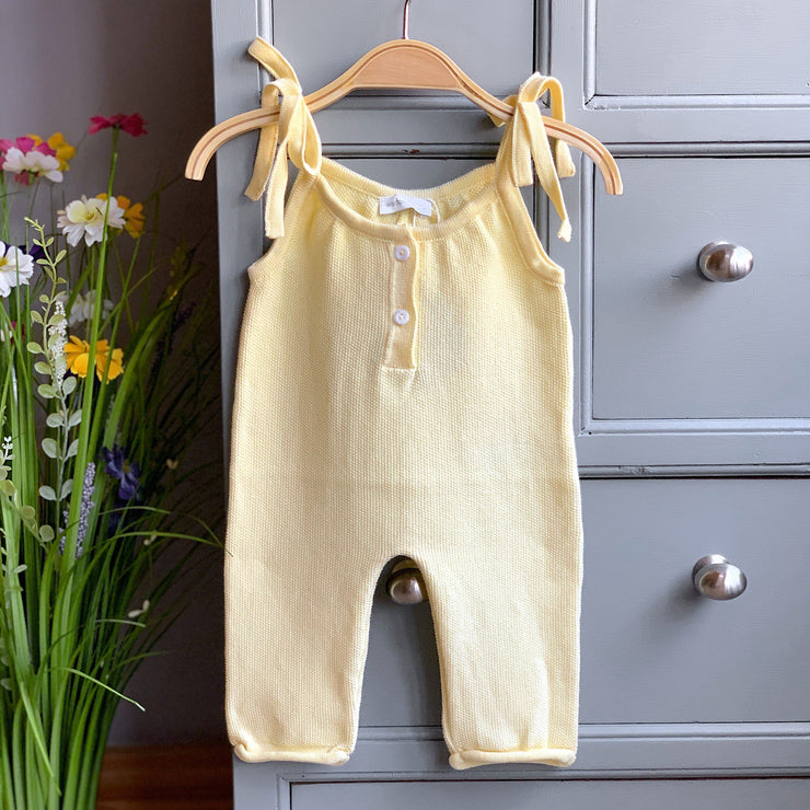 Wedoble Lemon Jumpsuit | Millie and John