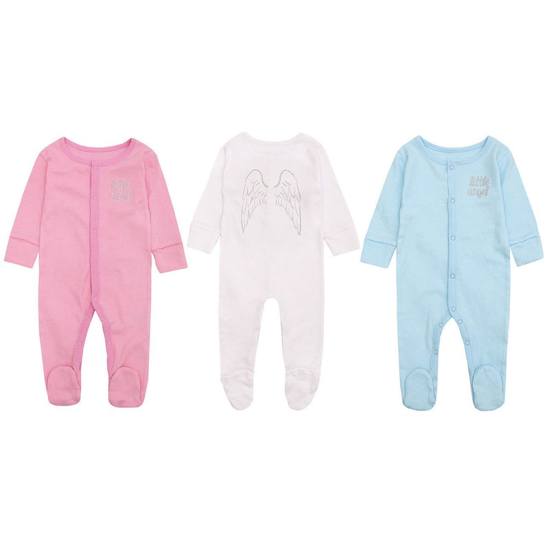 "Baby Town ""Little Angel"" Sleepsuit 