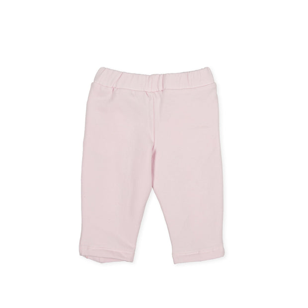 Tutto Piccolo Pink Ruffle Tracksuit | Millie and John