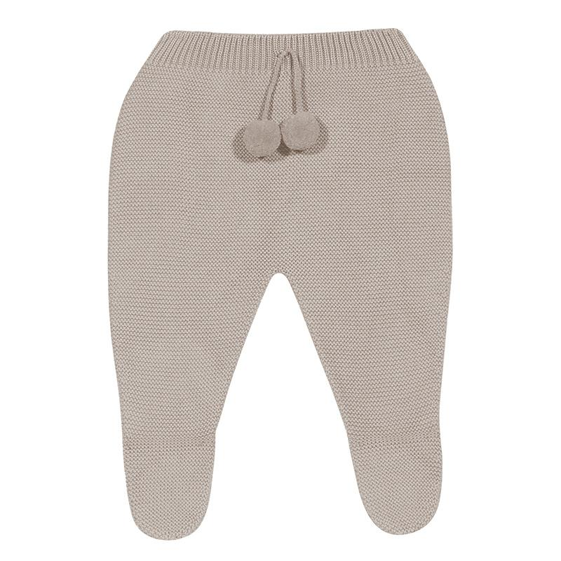 Condor Stone Knitted Pom Pom Leggings | Millie and John
