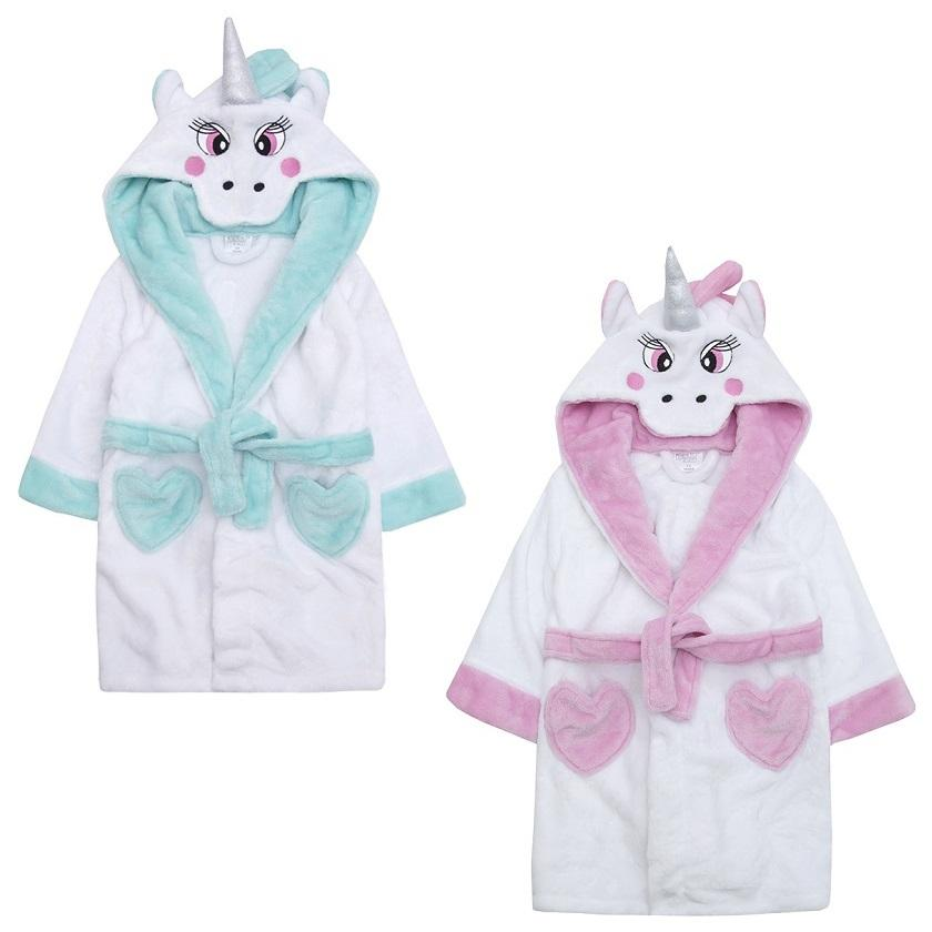 Mini Kidz Unicorn Dressing Gown | Millie and John