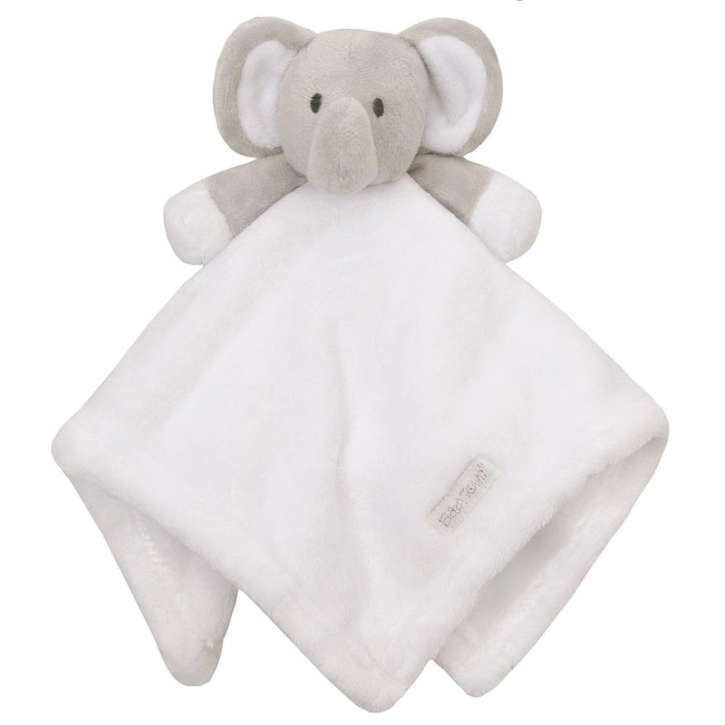 Baby Town White Elephant Comforter | Millie and John