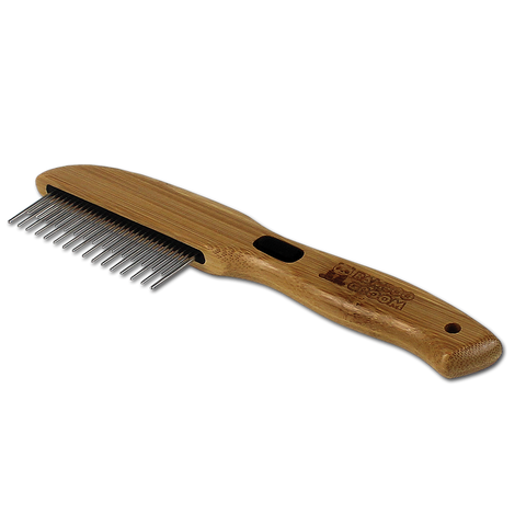 Rotating Pin Comb w/ 31 Rounded Pins