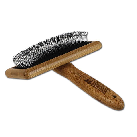 Slicker Brush with Stainless Steel Pins