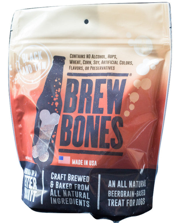 Brew Bones - Black & Tan
