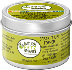 Natura Petz Organics - Break It Up!