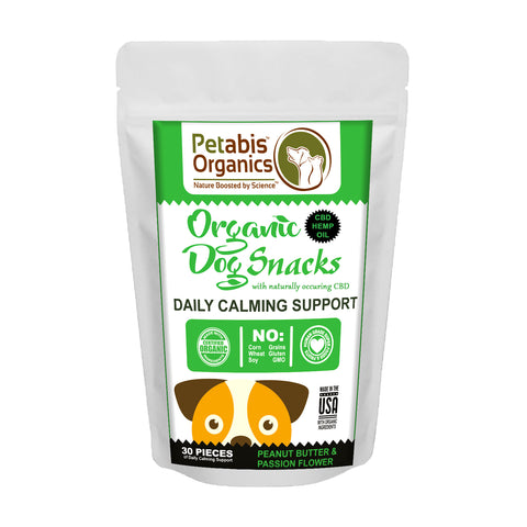 Petabis - Calming CBD Dog Treats