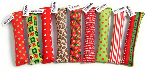 PetCandy - Holiday Candy Stix Cat Toys