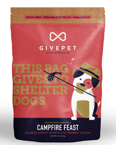 GivePet - Campfire Feast Dog Treats