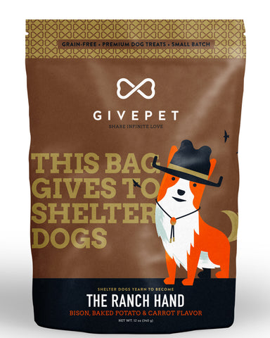 GivePet - The Ranch Hand Dog Treats