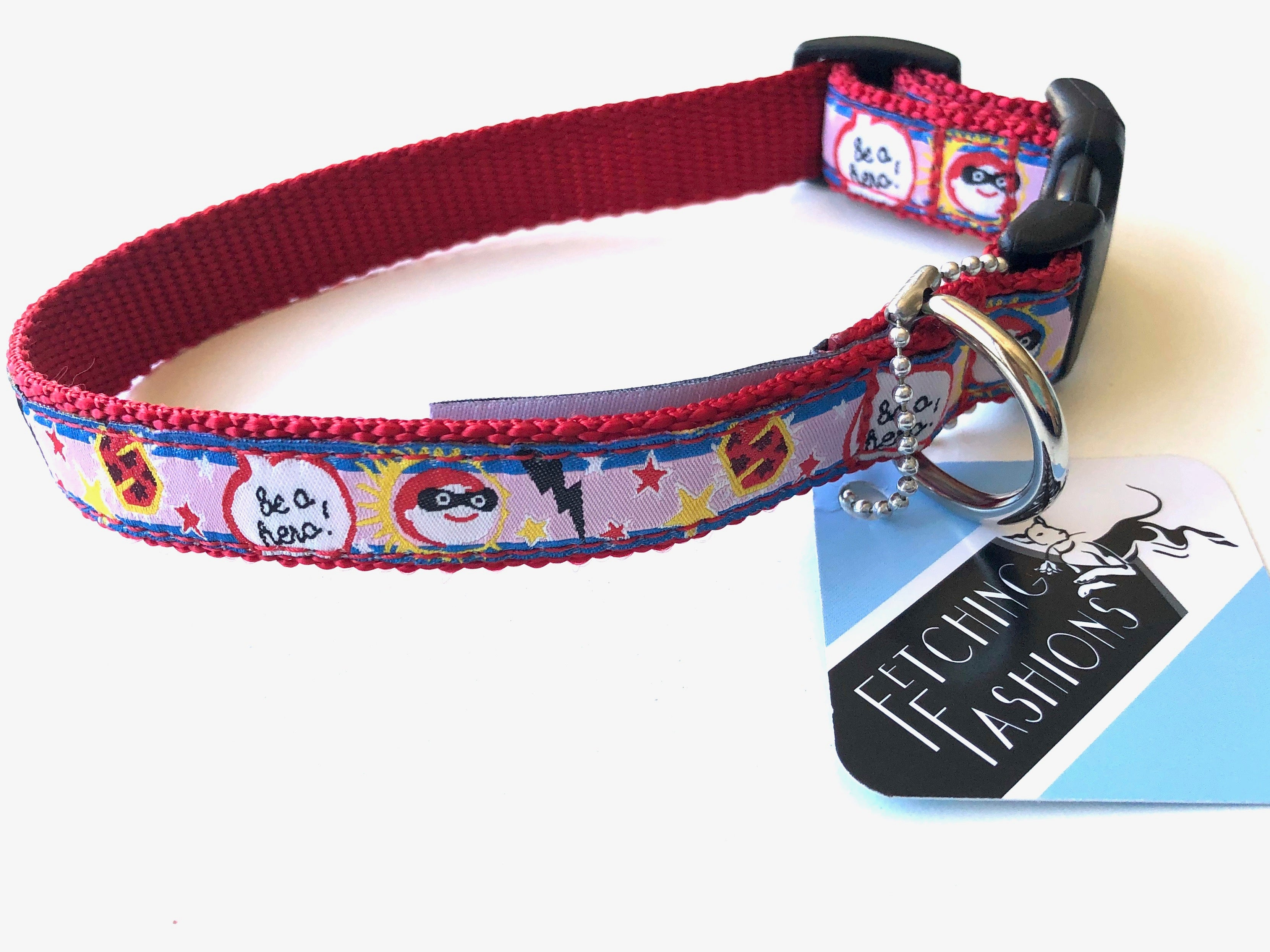 Power Up Dog Collar - SMALL