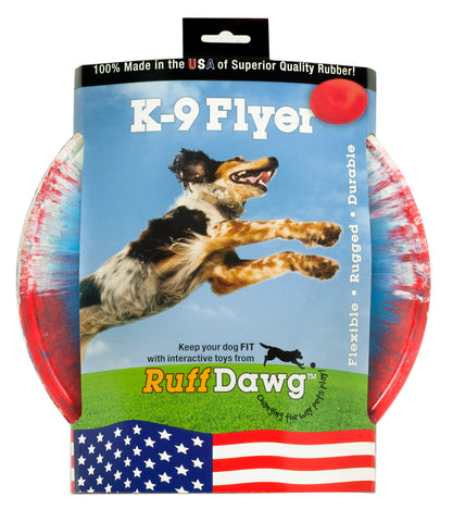 Ruff Dawg K9 Flyer