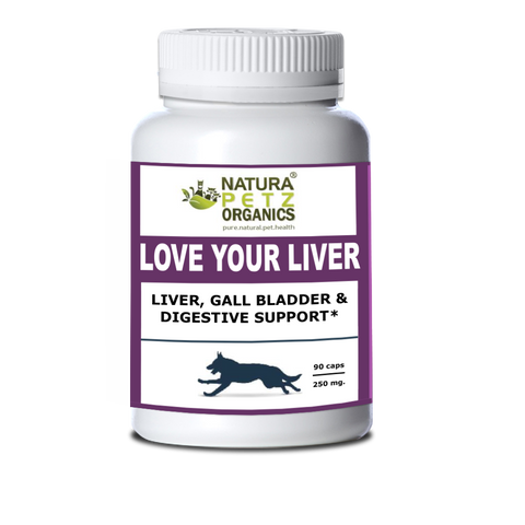 Natura Petz Organics - Love Your Liver