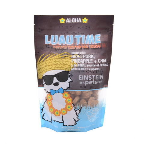 Einstein Treats - Luau Time