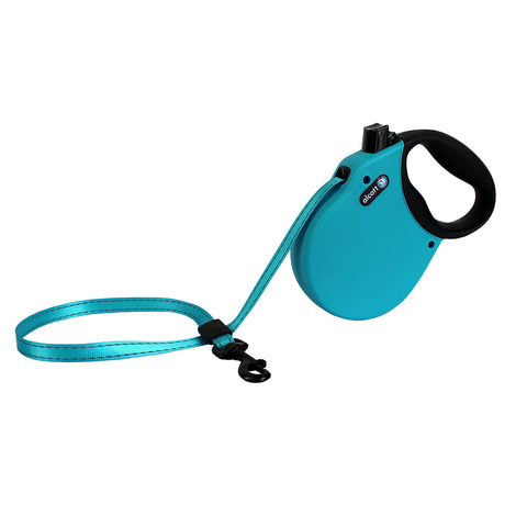 Adventure Retractable Leashes - Blue