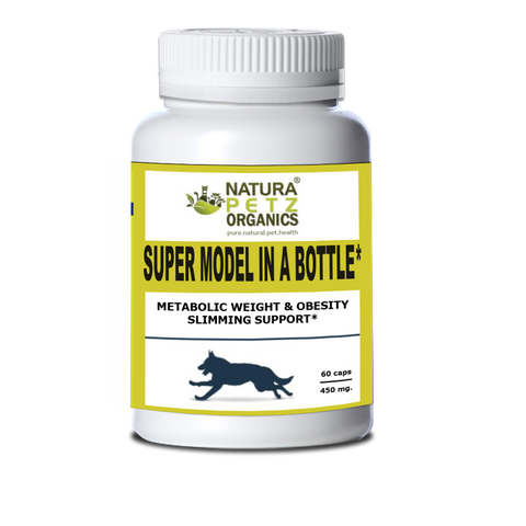 Natura Petz Organics - Super Model in a Bottle